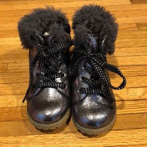 toddler glitter boots